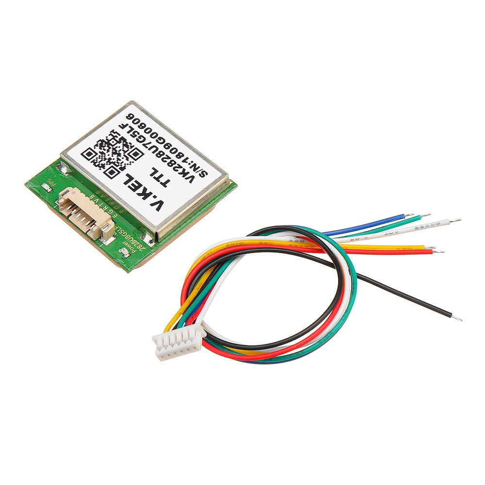 1-5Hz VK2828U7G5LF TTL GPS Module With Antenna 1-5Hz With EEPROM