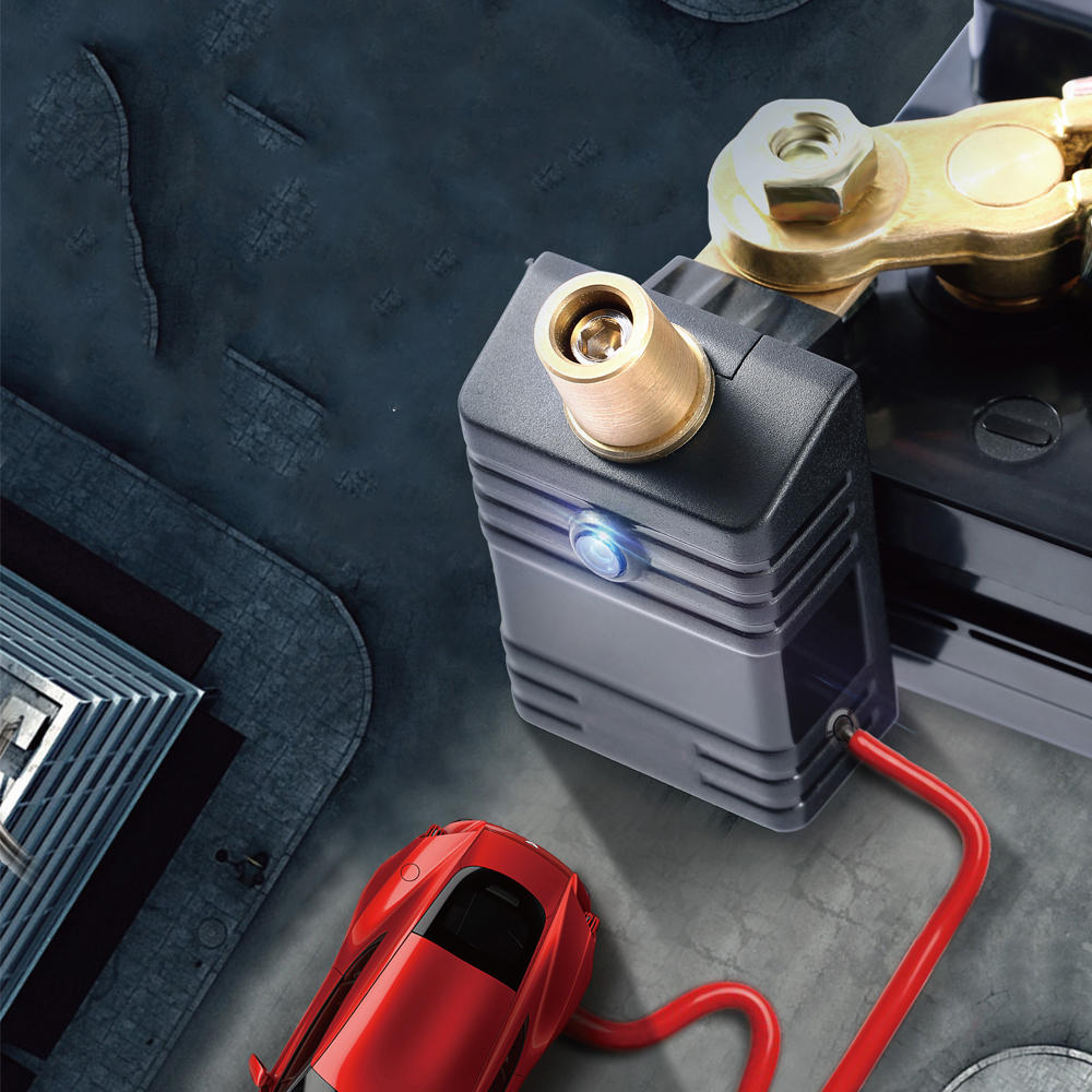12V Universal Car without Electric Starter Battery Protection Device Depletion Limiter