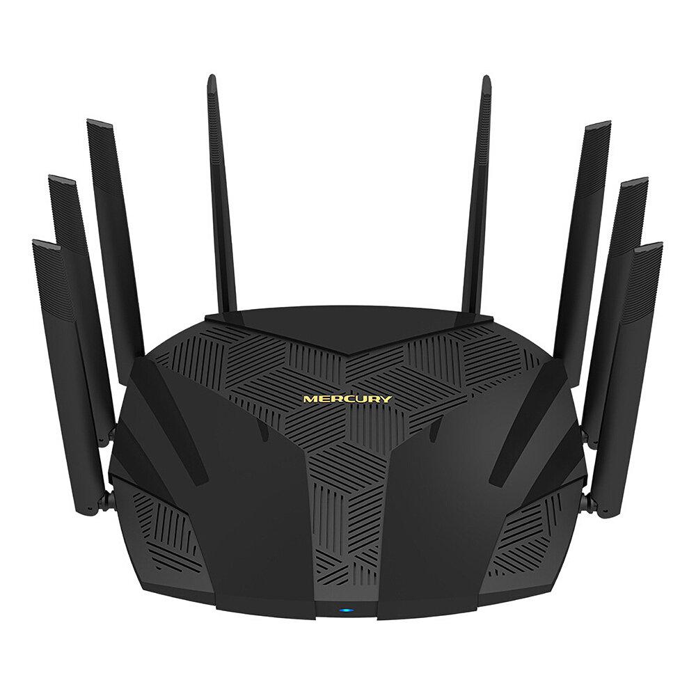 Mercury 3000M Gigabit Wireless Router Triple Band Dual-core Smart WiFi Router LAN USB3.0 Port 8 Antenna Route T30HG