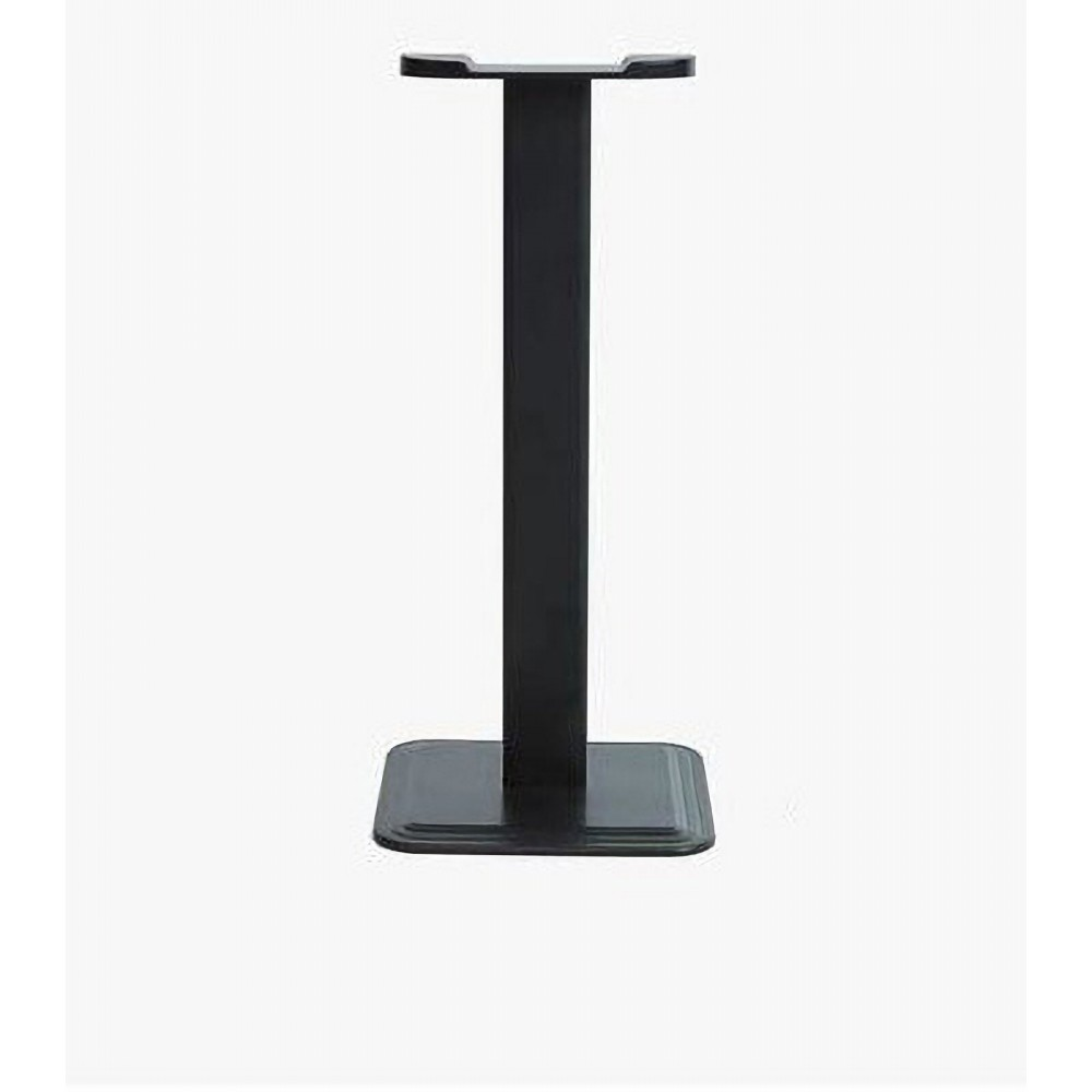 Black Style Simple Stretchable Headset Stand For Laptop Earphone