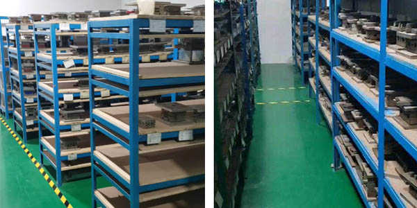 Mold warehouse-our product range is complete, support customization